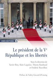 L'action internationale du président de la République dans le domaine des libertés
