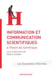 Information et communication scientifique à l'heure du numérique