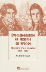 Évolutionnisme et fixisme en France