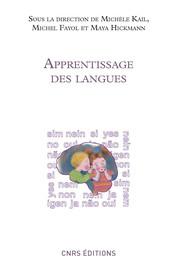 5. Premières étapes dans l'apprentissage de la langue écrite