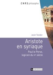 Aristote en syriaque