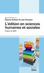 L'édition en sciences humaines et sociales