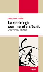 La sociologie comme elle s'écrit
