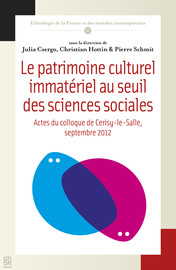 Une expérience de valorisation d'un patrimoine culturel immatériel régional: l'association LaLoure en Normandie