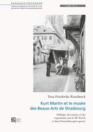 Kurt Martin et le musée des Beaux-Arts de Strasbourg