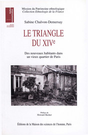 Le triangle du XIVe