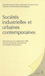 Sociétés industrielles et urbaines contemporaines