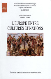 L'Europe entre cultures et nations