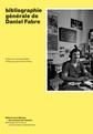 Bibliographie générale de Daniel Fabre