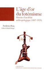 L'âge d'or du totémisme