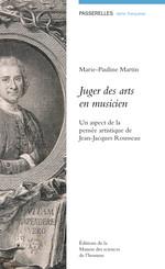 Juger des arts en musicien