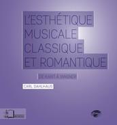 L'Esthétique musicale classique et romantique