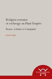Religion romaine et esclavage au Haut-Empire