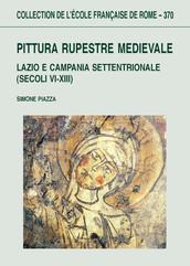 Pittura rupestre medievale