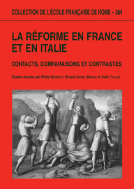 Elites and Reform in France and Italy