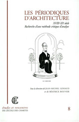Les périodiques d'architecture, XVIIIe-XXe siècle