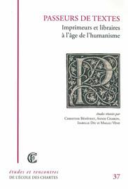 Pierre Ramus et André Wechel: un libraire au service d'un auteur