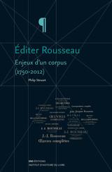 Éditer Rousseau