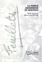 La poésie amoureuse de Quevedo
