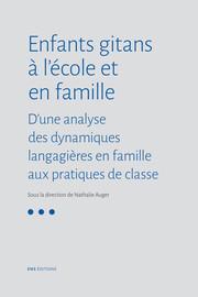 Enfants gitans à l'école et en famille
