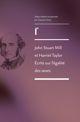 John Stuart Mill et Harriet Taylor : écrits sur l'égalité de sexes