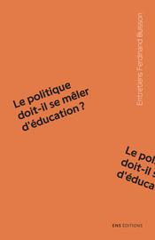 Pour une formation des enseignants au politique