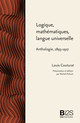 Logique, mathématiques, langue universelle