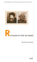 Religion et État en Israël