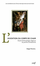 L'invention du corps de chair