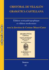 Cristóbal de Villalón, Gramática castellana