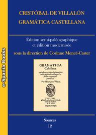Siguesse la segunda parte o libro de la gramatica castellana en la qual se trata del verbo y sus açidentes.