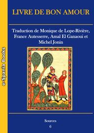 Livre De Bon Amour E Spania Books