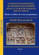 L'eschatologie royale de tradition joachimite dans la Couronne d'Aragon (XIIIe-XVe siècle)