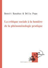 La critique sociale et la question de l'aliénation