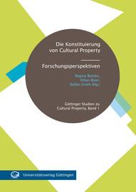 Zur technischen Dimension der Konstituierung von Cultural Property und Cultural Heritage