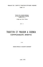 Chapitre I. Dualisme, complementarite et reciprocite dans le monde indien paysan d'Amérique Latine