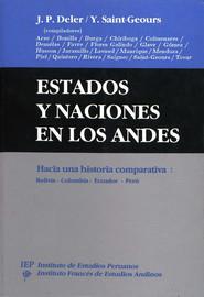 Informe de la comision n° 2* : El Estado Nación en los Andes