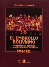 El embrollo boliviano