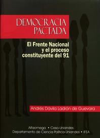 Capítulo 1. Transición y consolidación democrática en Colombia