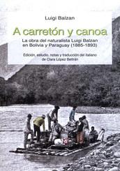 A carretón y canoa