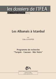 1- Origines de la présence albanaise en Turquie