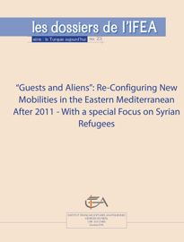 On the Role of Policies, Institutions and Society in Managing Syrian Displacement in Lebanon