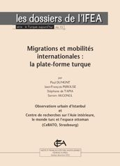 Migrations et mobilités internationales