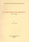 La doctrine de Madhva