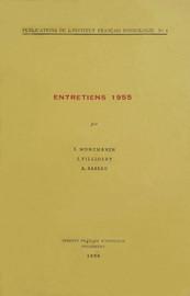 Entretiens 1955