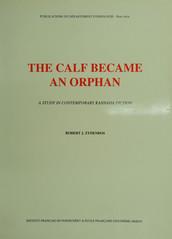 The calf became an orphan