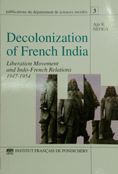 Decolonization of French India