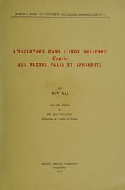 Chapitre VII. Kauṭalya sur l'esclavage