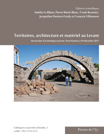 Landscapes of production in Late Antiquity: wineries in the Jebel al-'Arab and Limestone Massif