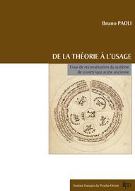Annexe I. Cent poètes arabes anciens: Données bio-bibliographiques et répertoire métrique